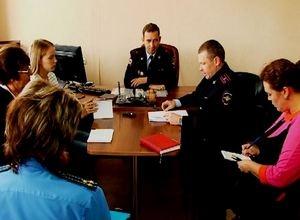 Общественный совет полиции Саяногорска возобновляет дни личных приемов и консультаций