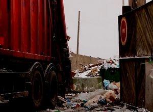 Мусор на пункте перегрузки коммунальных отходов рядом с КСРЗ уберут в течение 3 месяцев