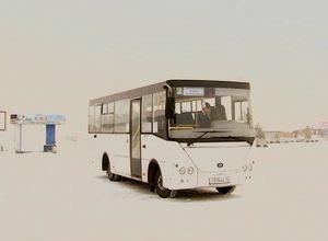 В Саяногорске появиться дополнительный автобусный рейс