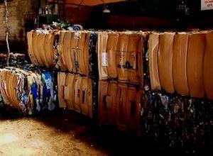 В Саяногорске можно отдельно сдавать пластиковый мусор