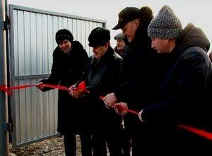 Саяногорцы смогут пользоваться новым скотомогильником в Бейском районе