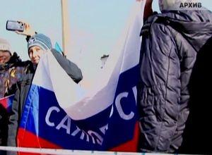Саяногорцы примут участие в эстафете огня красноярской универсиады
