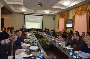 В Хакасии Общественная палата подвела итоги года