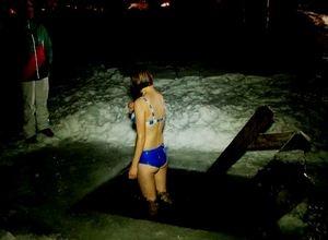 В Саяногорске определены два места для крещенских купаний