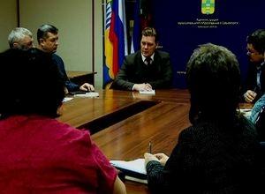 Сверхнормативные общедомовые нужды сегодня обсудили в администрации Саяногорска