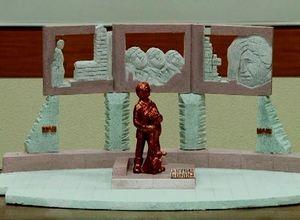 Памятник «Детям войны» подешевел больше чем на миллион