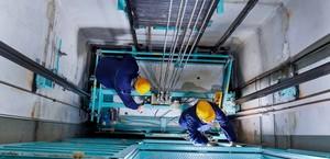 Замена лифтов возможна только при взаимодействии с управляющими компаниями