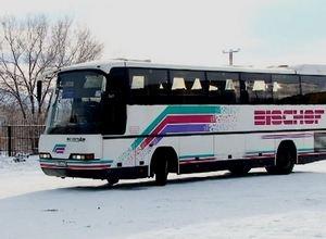 В Хакасии отменяют междугородние маршруты