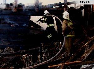 Саяногорск горит чаще, чем в прошлом году