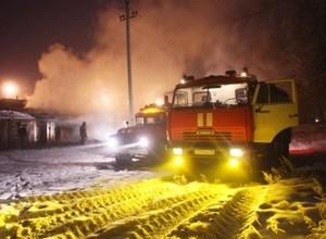 За сутки в Хакасии потушили семь пожаров