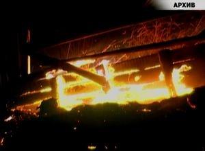 В Саяногорске огонь уничтожил дачный домик