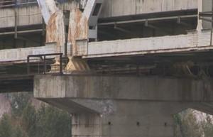 Власти Хакасии думают, как спасти мост в Черемушках