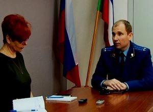 Прокурор Саяногорска рассказал о проблемах города и путях их решения
