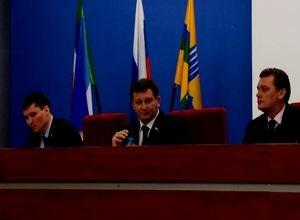 Депутаты Саяногорска рассмотрели мусорную проблему