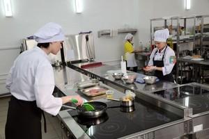 За три дня площадки чемпионата WorldSkills Russia посетили более 1600 школьников Хакасии