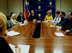Итоги работы за февраль подвели в Администрации Саяногорска