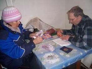 Из-за мартовских праздников в Хакасии изменится график доставки пенсий