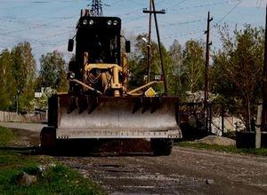 Гравийные дороги Саяногорска приведут в порядок