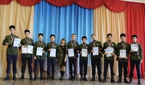 Команда «Ирбис» поборется за звание лучшего казачьего кадетского класса Сибири