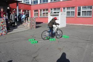 Конкурс «Безопасное колесо» прошел в Саяногорске