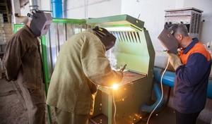В Хакасии безработных обучают рабочим профессиям