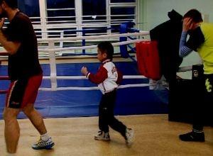 Саяногорские ребята взяли призовые места на турнире по боксу