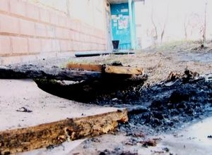В Саяногорске мужчина задохнулся продуктами горения