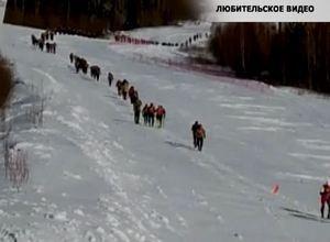 Саяногорцы заняли почти весь пьедестал Чемпионата Хакасии по скайранингу