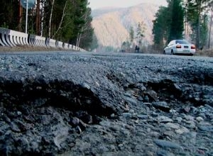 В Саяногорске готовятся к ремонту дорог