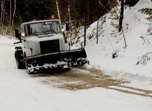 Саяногорск в ближайшую неделю еще увидит снег
