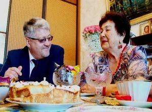 Почетная жительница Саяногорска Мария Ивановна Ильина празднует день рождения