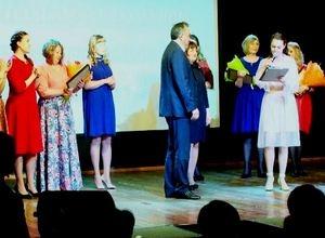 Лучших педагогов дошкольных образовательных организаций наградили в Саяногорском Центре детского творчества
