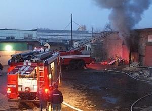 За выходные в Хакасии произошло 15 пожаров