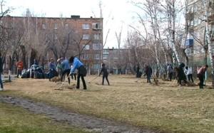 В Саяногорске подвели итоги первого этапа экологической акции