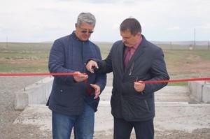 В Хакасии открылся новый убойный цех
