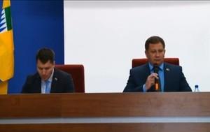 Депутаты Саяногорска сегодня слушали отчеты и вносили изменения в свои решения