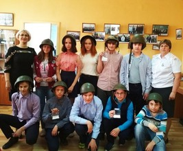 Служба занятости учит патриотизму школьников Хакасии