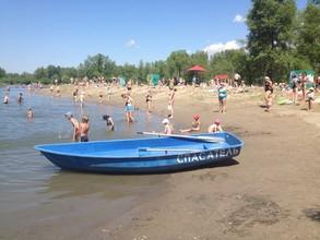 В Хакасии готовятся к открытию пляжей и спасательных постов