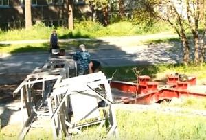 Вышка сотовой связи спровоцировала конфликт в Черемушках