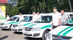 Судебные приставы Хакасии получили новые автомобили