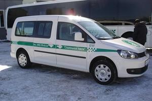 Социальное такси появилось в трех хакасских городах
