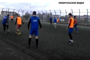 В Саяногорске стартуют традиционные соревнования по мини футболу