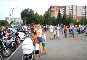 Команда нашего двора в Саяногорске дошла до финиша