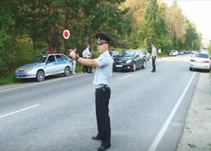 На дорогах Саяногорска задержано 9 нарушителей