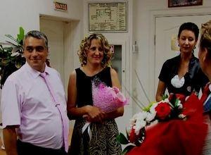 В Саяногорске родилась трехсотая семья в этом году