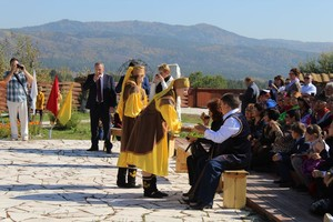 Саяногорск отметил Дни тюркской письменности