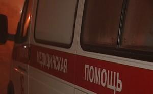 На трассе Абакан – Саяногорск перевернулся автомобиль