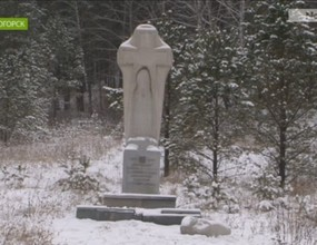Вандалы обезглавили памятник в 24 километрах от Саяногорска
