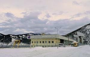 На Майнской ГЭС закончена сборка первого нового трансформатора