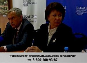 В Хакасии и Саяногорске по коронавирусу все стабильно спокойно
